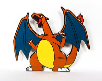 Charizard Lapel Pin