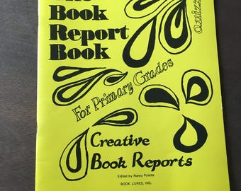 Printable Book Report Forms  Elementary   Pinterest   The white     Book Report Forms   Teaching Extras   Teaching Materials page
