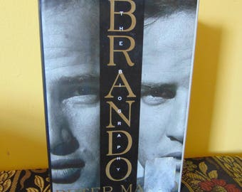Brando The Biography 1994 Peter Manso   First Edition  OOP
