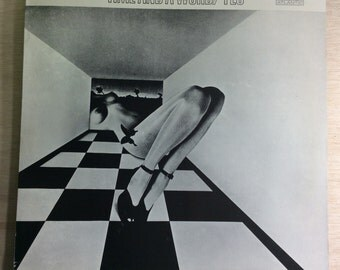 Progressive Rock LP Yes Time And Again Vintage Atlantic Vinyl