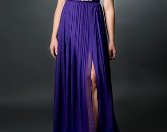 Evening gown/formal gown/After five gown/ bridesmaid