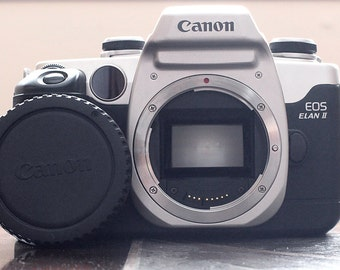 Canon Elan II SLR (Body Only) 35mm Camera