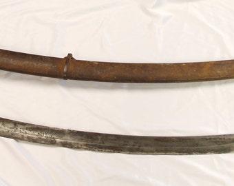 Antique 1790s British Cavalry Sword