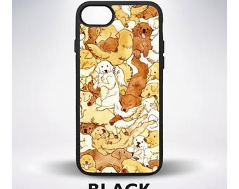 Golden Retriever Dog Labrador Phone Case for iPhone 8 iPhone 6 iPhone SE iPhone X Samsung iPhone 7 iPhone 5 iPhone 7 Plus iPhone 6 Plus