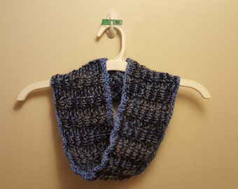 Blue Cowl - Small