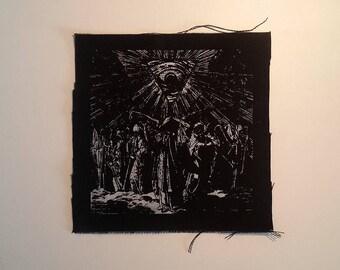 Watain Casus Luciferi patch black metal