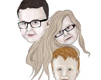 Personalised Portraits!