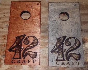 Coin Hole Boards