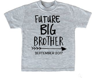 Big Brother Shirt, Announcement big brother shirt, Announcement shirt big brother, big brother shirt announcement, big brother reveal shirt