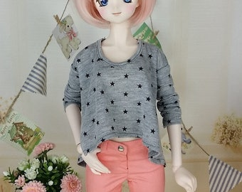BJD 1/3 SD & Dollfie Dream Top