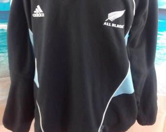 adidas™ Climawarm men's black All Blacks Fleece *29w 31l 2XL*