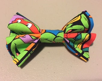 Teenage Mutant Ninja Turtle Hairbow