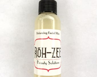 RõH-ZEE Beauty Solutions Balancing Facial Mist / Toner / Setting Spray / Facial Spray / Skin care / Astringent