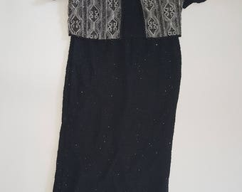 Vintage Laurence Kazar Dress