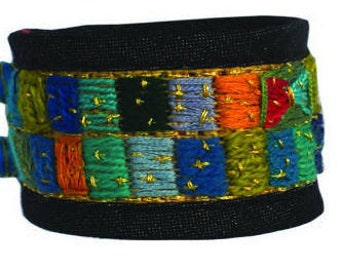 Cuff Barcelet, Colorful Cuff