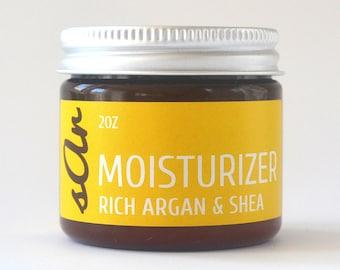 Moisturizer - Rich Argan and Shea