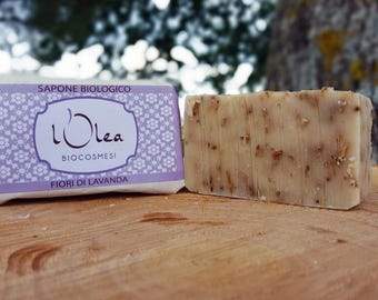 Organic Lavender SOAP 100 g