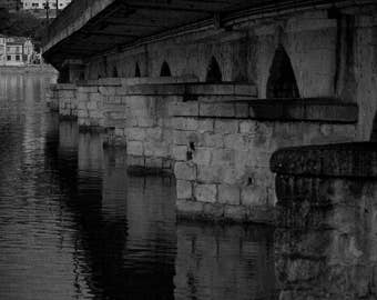 Bridge Photography b & w