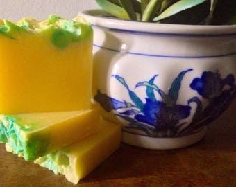 Carnation Creation Vegan Handcrafted Soap