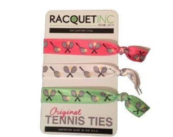 Racquet Inc Tennis Gifts - Original Tennis Ties (3 Pack)