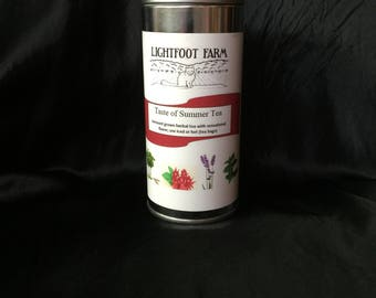 Taste of Summer Tall Tin