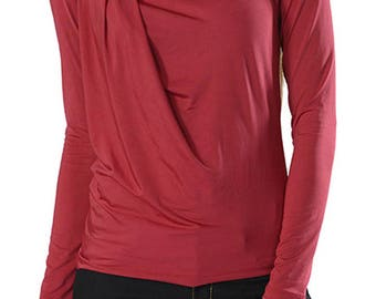 Slinky Long Sleeve - Red