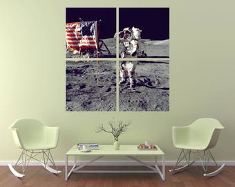 Astronomy and Space - Canvas Art : Available  in Multiple Sizes  &  Multiple Variations