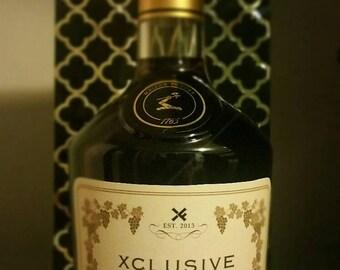 Custom Liquor Bottle Labels