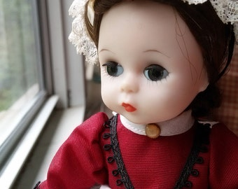 Little Women Madame Alexander Marmee Doll with Arm Tag