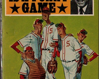 Baseball is a Funny Game - Joe Garagiola - 1962 - Vintage Sports Book
