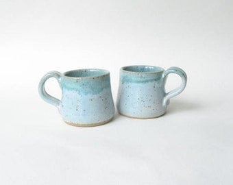 Espresso Cups, Demitasse, Set of 2