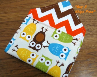 Wallet Case Credit Card Holder Womens Wallet Cute Owls