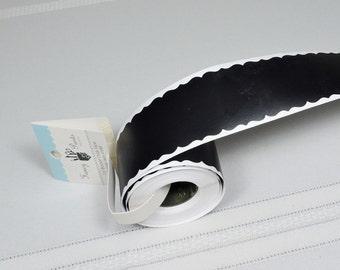 Chaldboard Tape for Scrapbooking, Bracket Edge