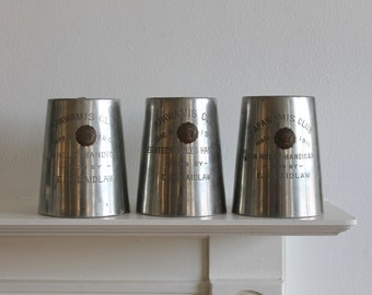Edwardian Golf Trophy Tankards, Apawamis Club Trophies, Antique Golf Trophies, New York Trophies, John Frick Jewelry Co, Country Club Awards