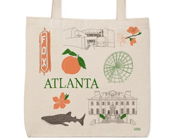 Atlanta Everyday Tote