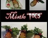 Zombie severed mistletoe