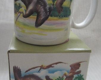 Pelican Ceramic  Mug   1990's - Item 4102