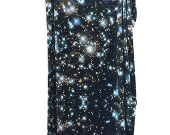 Velvet Starry Night Top