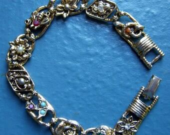 Goldette Charm Bracelet