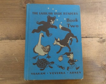 Laidlaw Basic Readers Book Two 1940