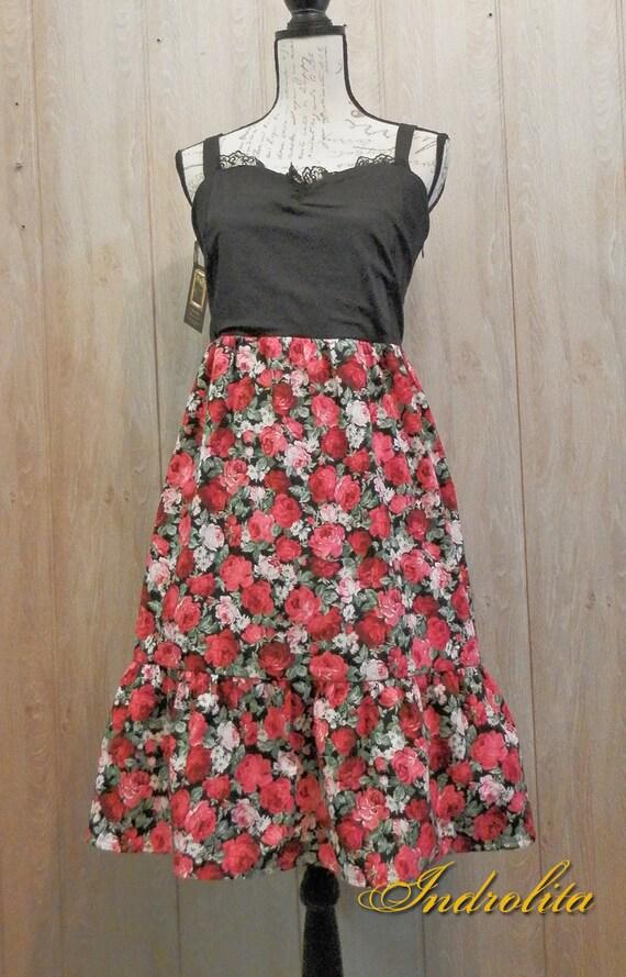 Last Unit: Pin Up Floral Dress