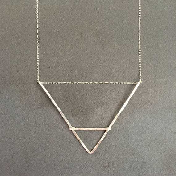 Silver Barred Triangle