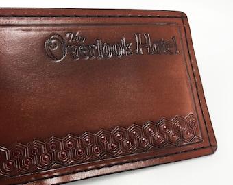 The Shining - Overlook Hotel Handmade Wallet