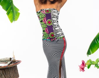 KOKORO top / IBIS skirt