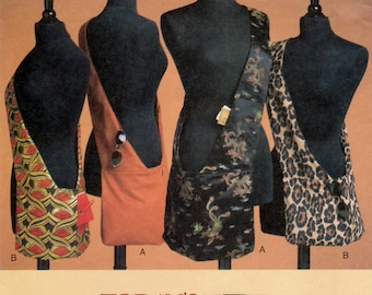Vogue Accessories V7862 Sewing Pattern by Sandra Betzina for Shoulder Bag - Uncut