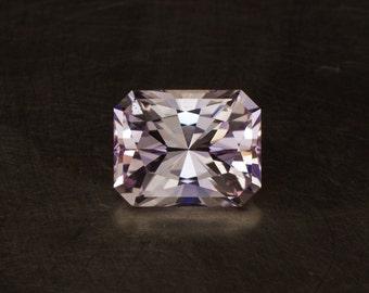 Kunzite Light Pink Natural Radiant Brilliant Emerald Precision Cut Rectangular Loose Faceted Spodumene Gem Stone