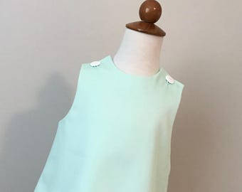 SALE Girl Dress, Limited Quantity and Sizes, Can be monogram with purchase of Monogram Upgrade
