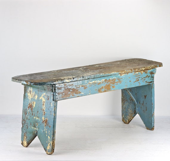 farmhouse bench turquoise farmhouse bench old bench rustic