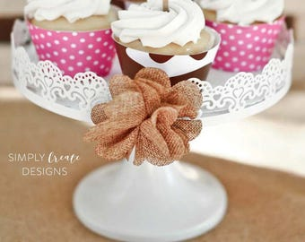 Cowgirl Cupcake Wrappers DIGITAL File 8.5  x 11 JPEG file Instant Download
