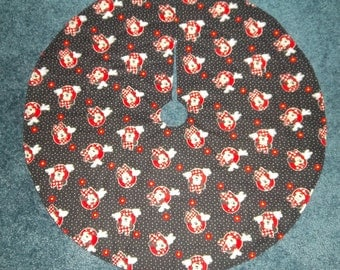 tree skirt handmade quilted disney m mouse christmas 30 - Disney Christmas Tree Skirt